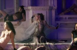 """Grimes Drops Futuristic Renaissance Music Video """"Violence"""""""