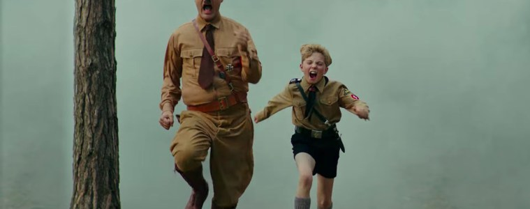 Have a Laugh Watching the Hilarious Trailer for Jojo Rabbit