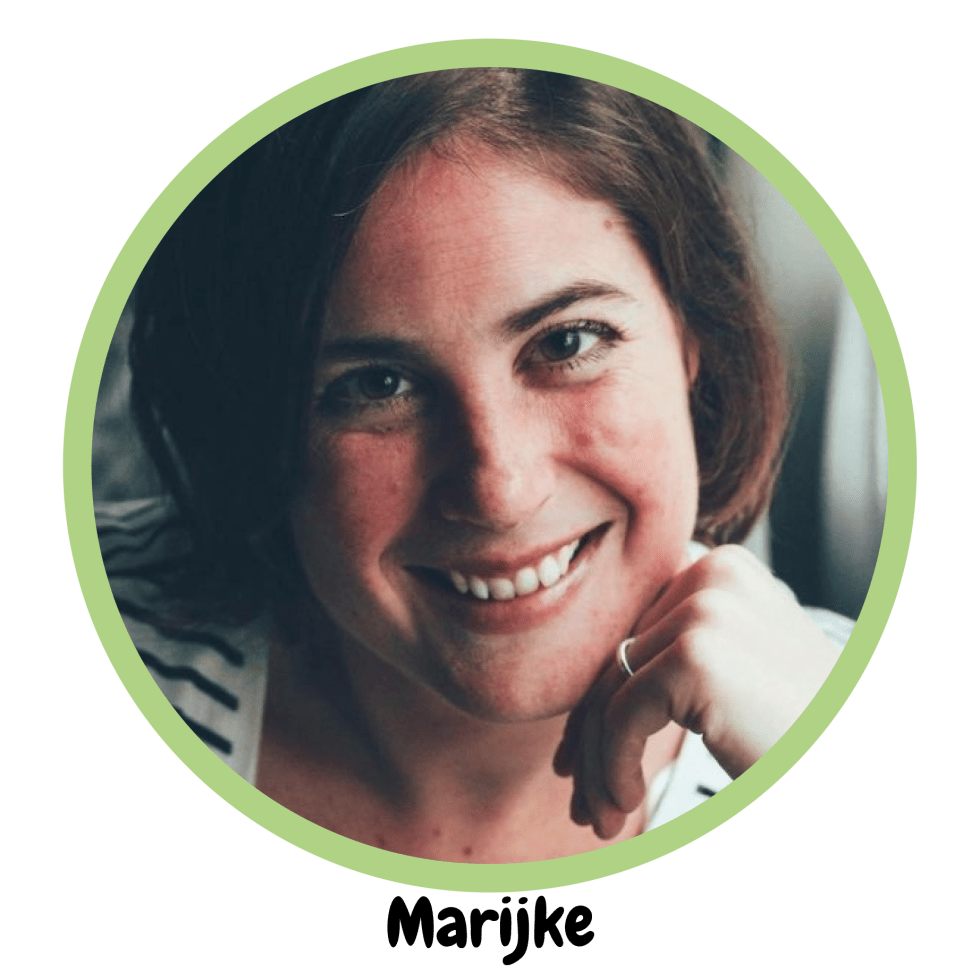 marijke team de Wonderwolk