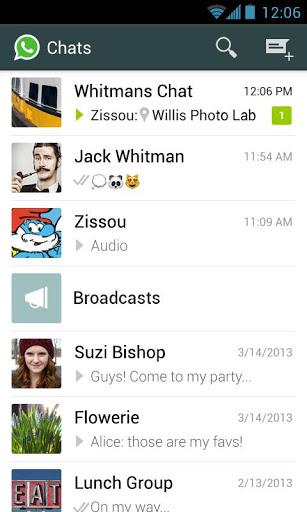 WhatsApp Messenger - 6