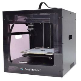 EasyThreed 3D-Drucker | WaterCube | druckt autark, ohne PC