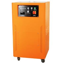 Platin-Volumen Hochfrequenz-Induktionsofen bis 1800 Grad