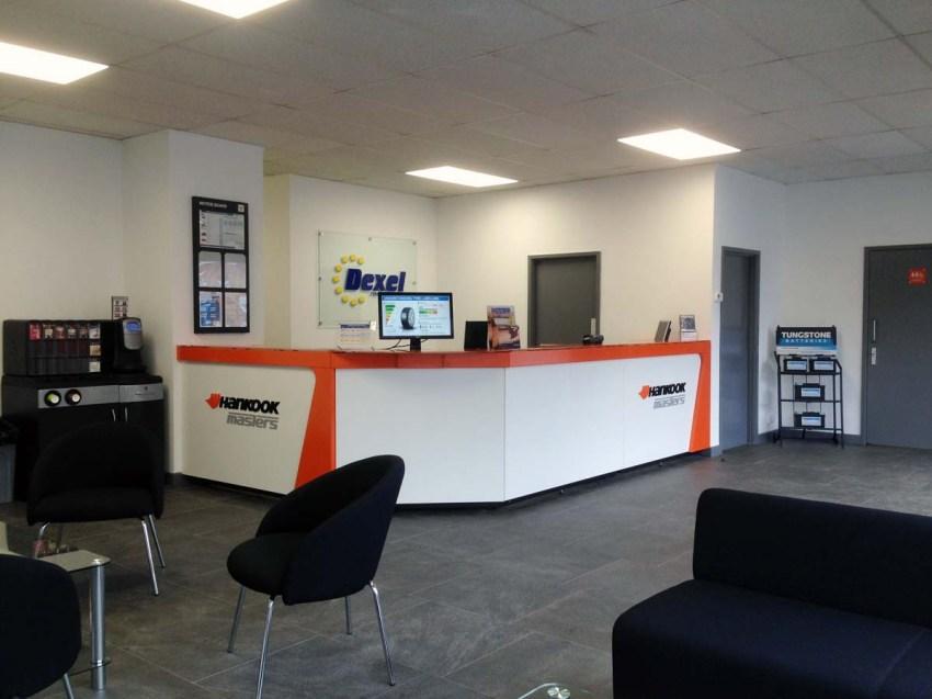 Worksop Branch Dexel Tyre Auto Centre