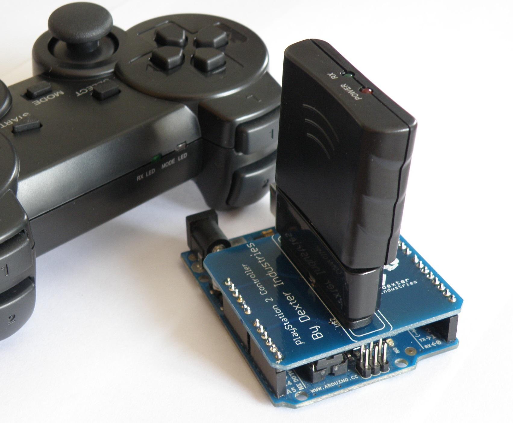 Playstation Controller Dexter Industries
