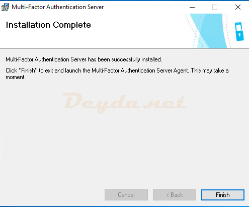 Multi-Factor Authentication Server Installation