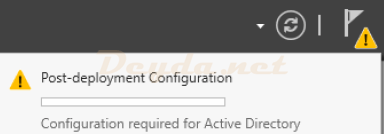 Notifications Configure ADCS