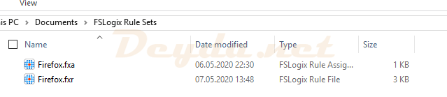 fxa fxr files