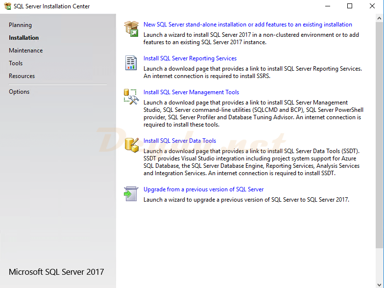 SQL Server Express 2017 Version