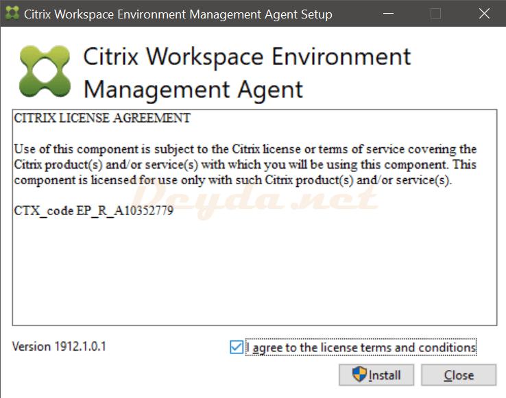 Citrix Workspace 1912 Ltsr