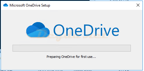 OneDrive Installer Machine Based
