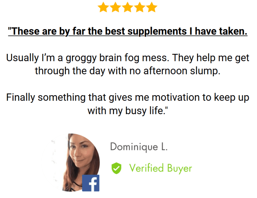 NeuroFuel customer reviews