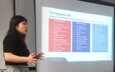 Ines-Liu-discussed-the-rules-and -regulations