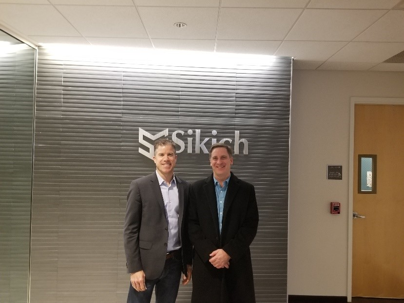 Dezan Shira & Associates meet with strategic partner, SIKICH at their HQ in Illinois, USA