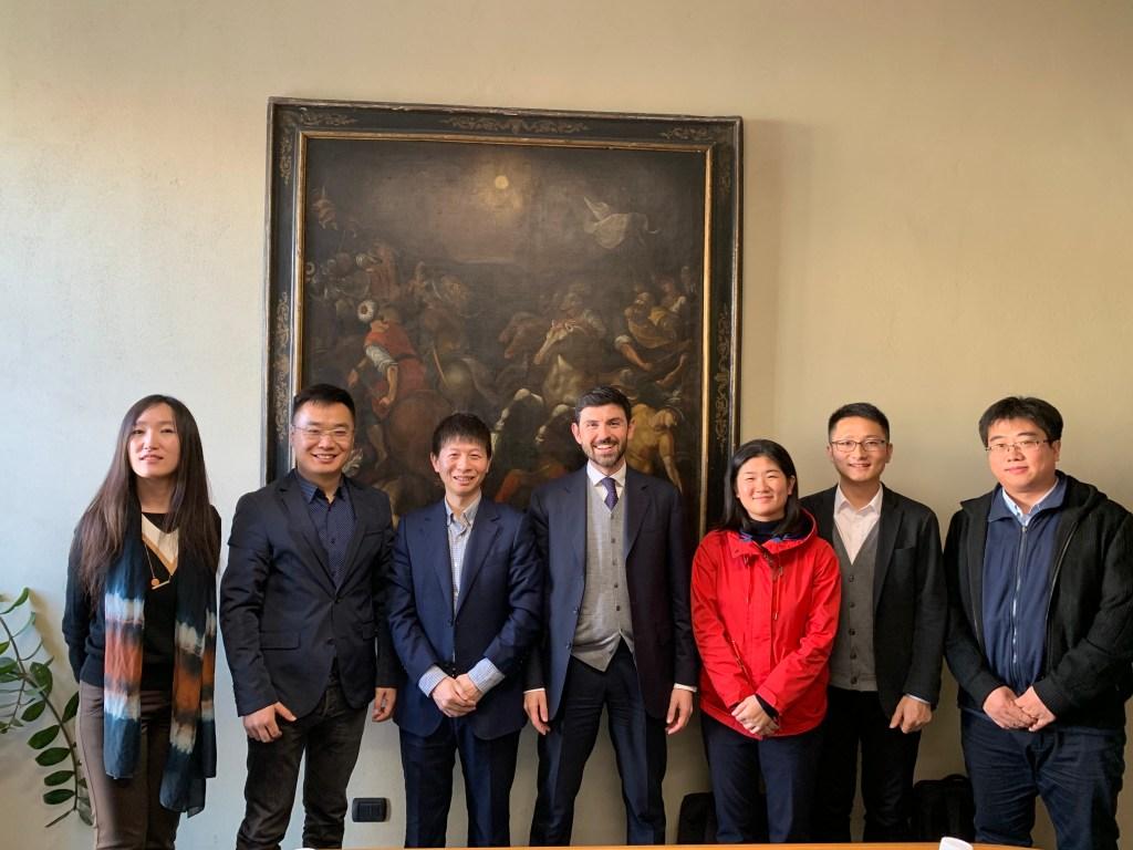 TusStar Meeting with Dezan Shira & Associates