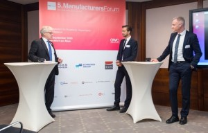 Discussing the Effects of the Trade War and COVID19 − 5th Annual Manufacturers' Forum of the OWC, Frankfurt