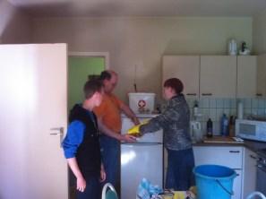 Chantal, Patrick en Tycho