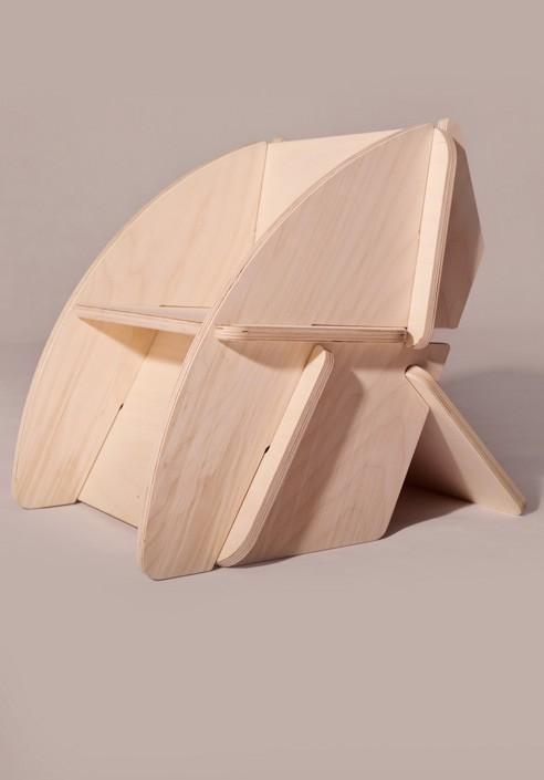 Grandca home sedie ,set di 4 sedie da pranzo, design nordico con. Sedia Di Design In Legno Acquistala Online Su Dezzy It