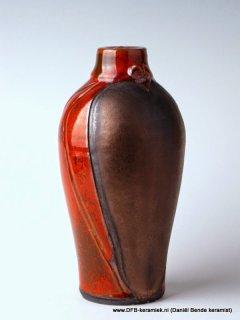 Galerie Purmerend, werk Daniel Bende, keramist