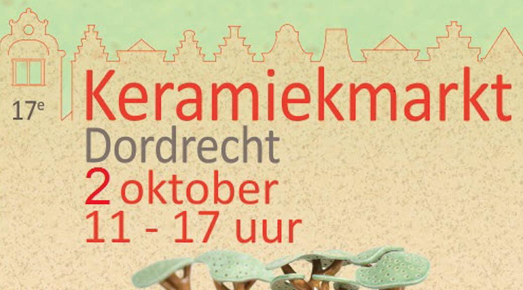 keramiekmarkt Dordrecht 2016