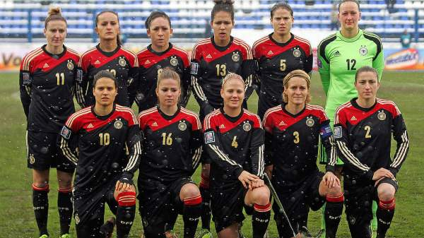 Women's National Team :: National Teams :: DFB - Deutscher ...