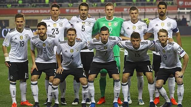 Azerbaijão v Alemanha - Copa do Mundo de 2018 Qualifier © 2017 Getty Images