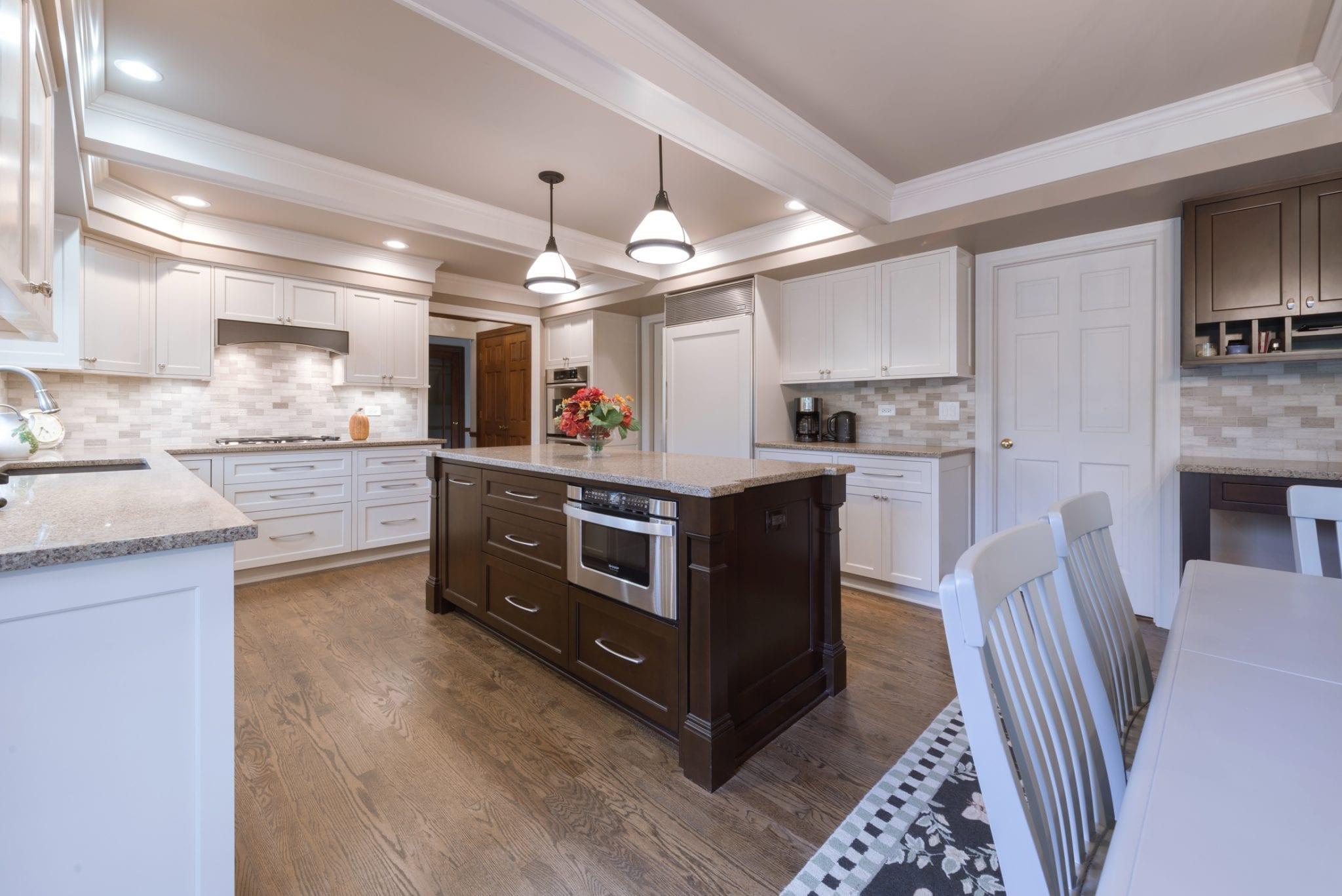 Expert Kitchens Remodeling Illinois Kitchen Interior Design