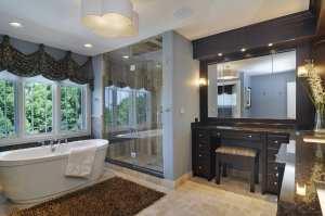 Custom Home Renovation | Bathroom Remodeling Barrington | Bathroom Design Lake Forest