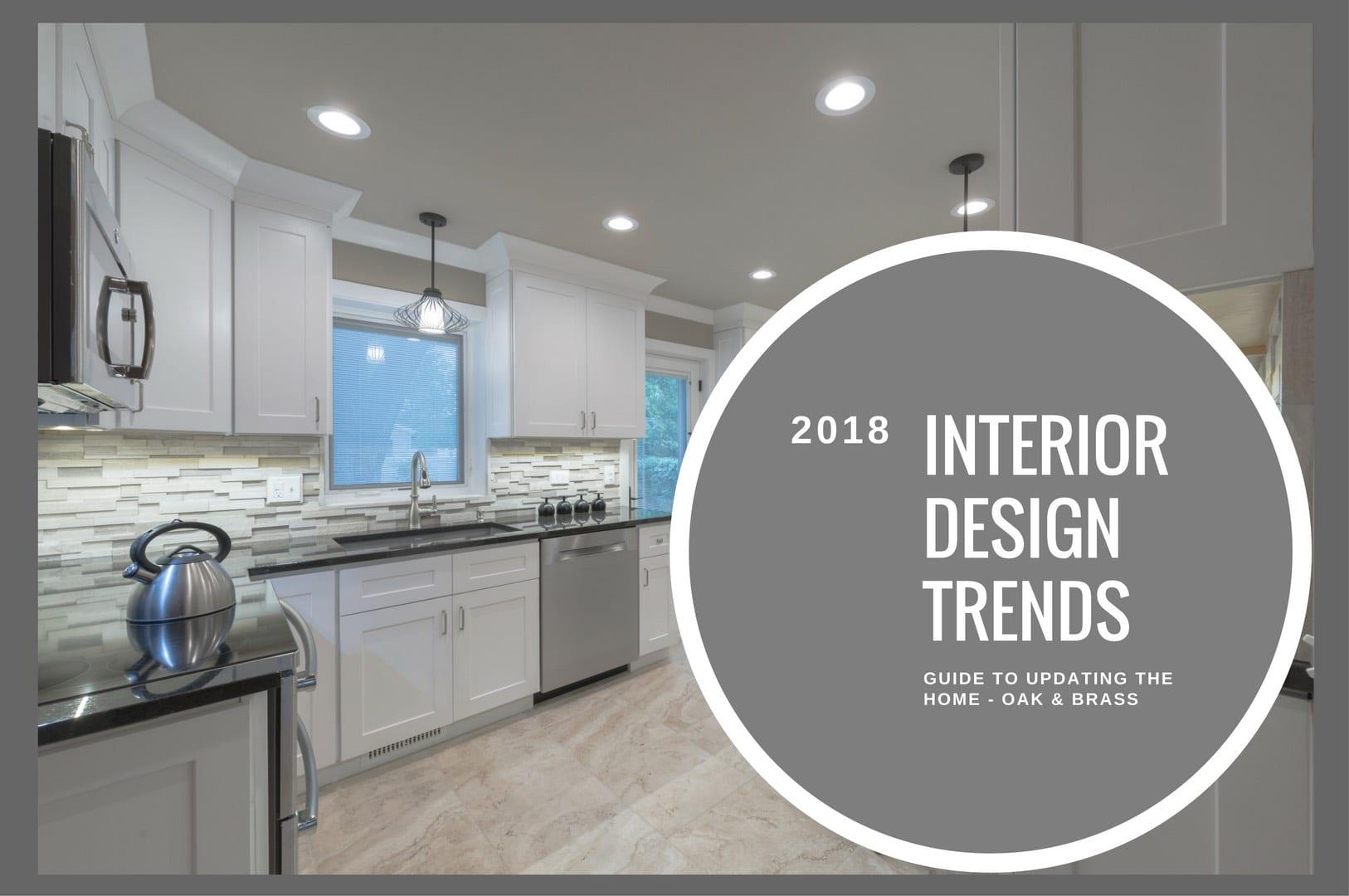 2018 Interior Design Trends   DF Design Inc