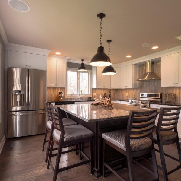 Custom Kitchen Design Kitchen Renovations Illinois
