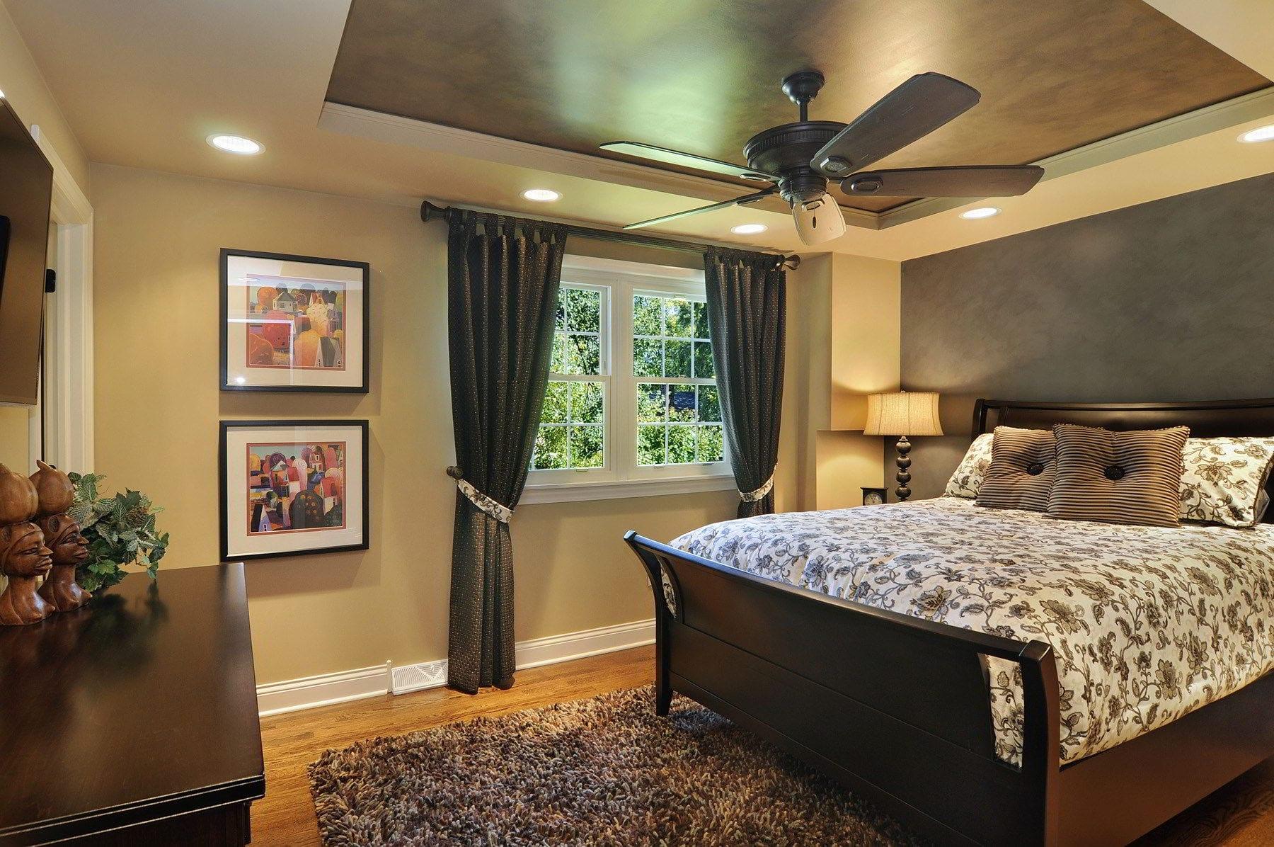 Bedrooms expert friendly interior designer df design for Decor kamar tidur