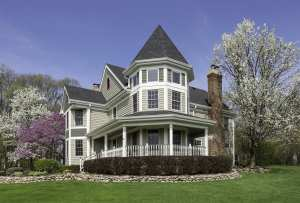 Exterior Design and Paint Color Selections: Siding, Roofing, Paint, Stone