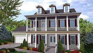 Colonial Style House Plans   One or Two Story Colonial House Plans Colonial Home Plans