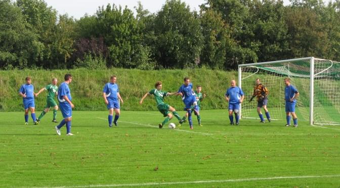 Das nächste Spiel: SSV Sarzbüttel II – DFFC II