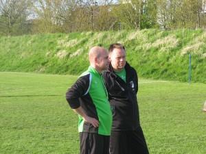 Das Trainergespann, Dilo & Christian