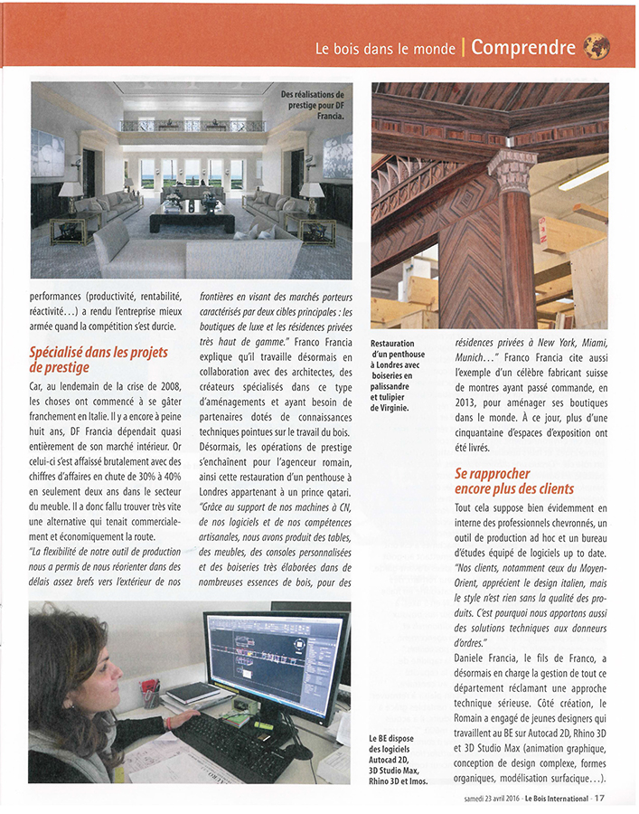 """Le Boìs International"", pagina 2"
