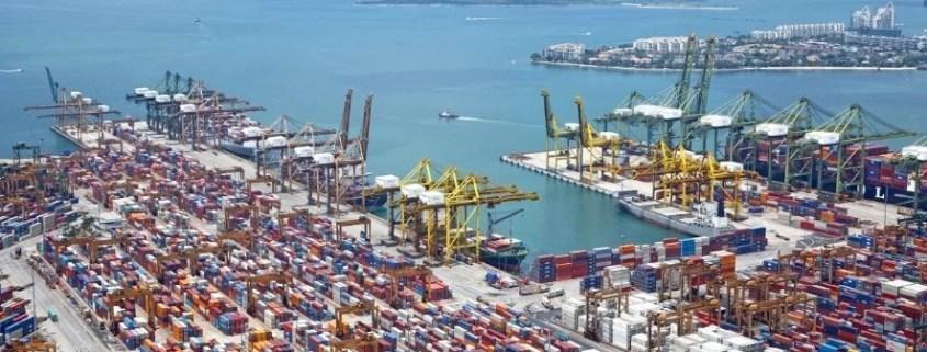 Sea Ports in China