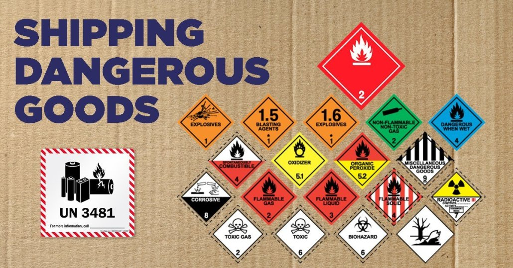 Shipping Dangerous Goods from China