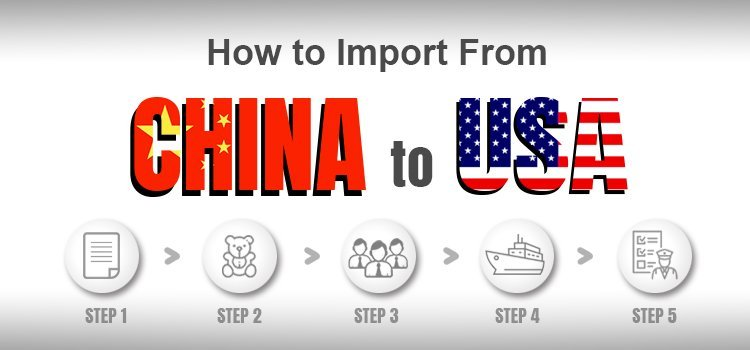Shipping from China to US