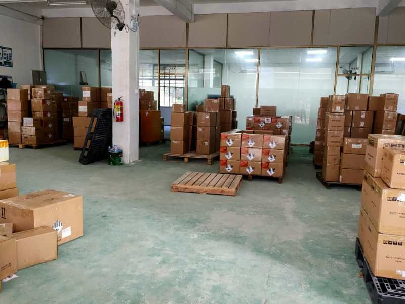 Shipping Batteries from China