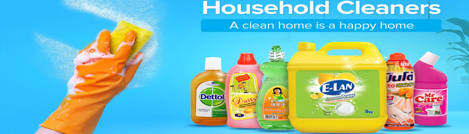 Ship Household Cleaners From China