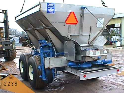 Gallon 55 Ag Sprayer Skid