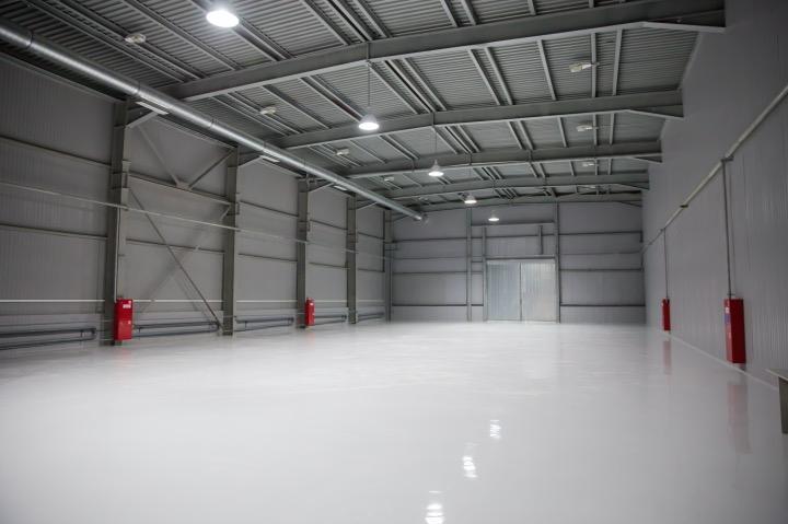 5 types of industrial lighting fixtures