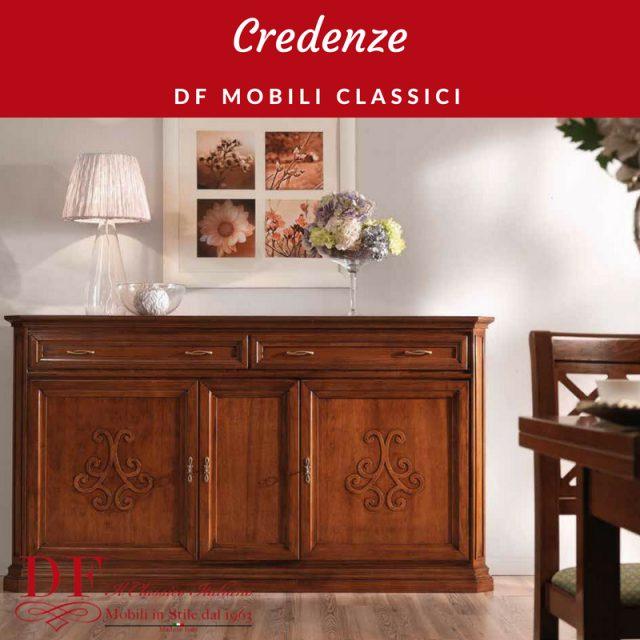 Tutti prodotti made in italy, di qualità e di design. Df Mobili Classici