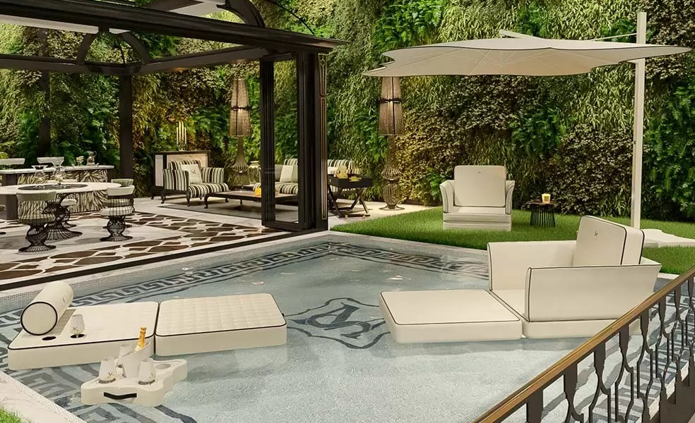 dfn luxury outdoor furniture and projects