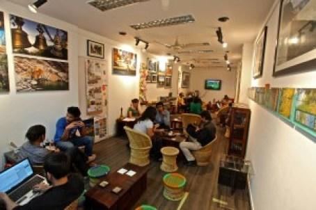 Kunzum Cafe