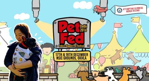Pet fed delhi 2016
