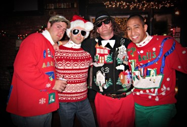 Look Your Christmas(y) Best At This Ugly Sweater Party In Gurgaon!