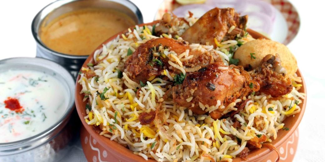Top 5 Places In Delhi To Have The Best Biryani At