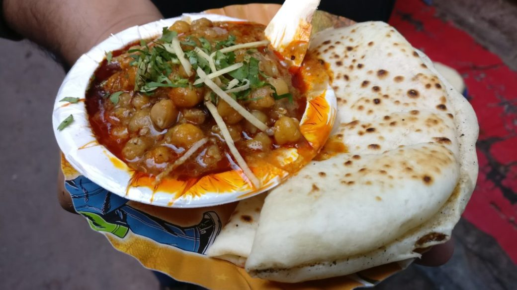 Try Delhi's Spiciest Chole Kulche At This Joint In Old Delhi
