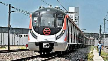 Delhi Metro's Pink Line Will Soon Be Open For Public!